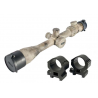 Millett 4-16x50 Tactical Green Reticle Riflescope