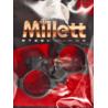 Millett Angle-Loc Windage Adjustable Weaver-Style Riflescope Rings