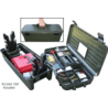 MTM RBMC Shooting Range Box - Forest Green RBMC11