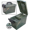 MTM Sportsmen's Dry Box O-Ring Sealed