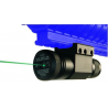 NcSTAR Green Laser w/ Weaver Base