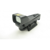 NcSTAR Red Dot Sight - Plastic Red Dot- Weaver Base DP