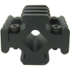 NcSTAR Universal Barrel Mount w/ Quad-Rail Weaver Base MBM