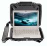 Pelican i1075 HardBack Case for iPad w/ Cushion Insert and Strap 1070-005-110