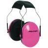 Peltor Junior Earmuffs Designed For Women And Children Adjustable Headband Pink 97022-00000