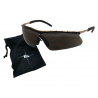 Peltor Metaliks Plus Safety Eyewear With Silverized Frame And Temples 97099-00000