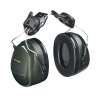 Peltor Optime 101dB Green Earmuffs