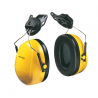 Peltor Optime 98 Over-the-Head/Cap-Mount Yellow Earmuffs H9A,H9P3E