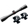 Redfield Revolution 3-9x40mm Riflescope - Matte Finish, 4-Plex / Accu-Range Reticle