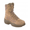 Reebok Rapid Response 8in. Soft Toe Desert Tan Boot