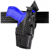 Safariland 6360 ALS Level III w/ Ride UBL Holster - Basket Black, Right Hand 6360-832-81