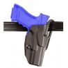 Safariland 6377 ALS Belt Holster - STX Plain Black, Right Hand 6377-83-411