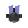 Safariland Concealment Magazine Holder, Paddle, Double - STX Plain Black 572-53-41