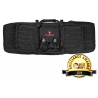 Safariland Model 4552 Dual Rifle Case - Black 46inch Gun Case