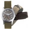 Smith & Wesson Men's Military Round Face Watch