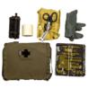 S.O.Tech Viper Flat Individual First Aid Kit, A1
