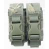 Specter Gear MOLLE / PALS Compatible Modular Double 40mm Grenade Pouch