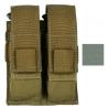 Specter Gear MOLLE / PALS Compatible Modular Double Universal Pistol Magazine Pouch