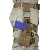 Specter Gear Tactical Thigh Holster, S&W M&P 45 with 4 1/2 in. Barrel, Right or Left Hands
