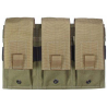Specter Gear Rifle, Carbine, SMG PALS/MOLLE Compatible Modular Triple Universal Magazine Pouch