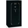 Stack-On 24 Gun Safe w/ Electronic Lock and Door Storage, 24.07x16.97x56.32