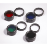 Streamlight 69115 Red, 69116 Blue, 69117 Green, 69118 IR Flip Top Filters for TLR Flashlights