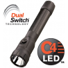 Streamlight PolyStinger DS Dual Switch LED Flashlight with Piggyback Fast Charger
