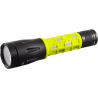 Surefire G2D Fire Rescue LED Flashlight, Fireman Light, Fluorescent Yellow