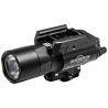 SureFire X400 Ultra Flashlight, 500 Lumens, w/ Red Laser