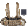 Tactical Assault Gear MOLLE Phalanx Chest Rig