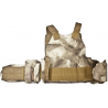 Tactical Assault Gear Slick Plate Carrier A-TACS Camo