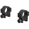 Trijicon 1 in. Steel Rings for AccuPoint Riflescope - Extra High TR102 or Standard TR103