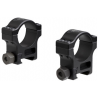 Trijicon AccuPoint 30mm Aluminum Riflescope Rings - Standard TR104, Intermediate TR105 or Extra High TR106