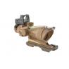 Trijicon 4x32 ACOG Dark Earth Brown Riflescope w/Illumination