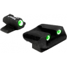 Trijicon Bright & Tough 3 Dot Green Night Sights for Sig Sauer P238