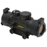 TruGlo Red Dot Sight, Black, 1x30mm, Multi Reticle