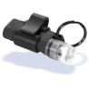 UK International Underwater Kinetics 2AAA eLED Mini Pocket Light 09102