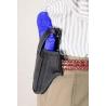 Uncle Mike's Super Belt Slide Holster HK USP 9mm, .40, .45, USP Compact - Cordura