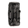 Uncle Mikes Side-Armor Tactical Equipment Carrying Bag w/Straps - Black