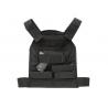 US Palm Handgun Defender Soft Armor Plate Carrier w/ 2 Level IIIA Soft Panels Large/Standard 10x12.5