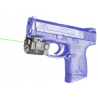 Viridian Universal Sub-Compact Green Laser w/ Tactical Light, ECR