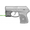 Viridian Green Lasers Reactor 5 Green Laser Sight for Ruger LC Pistols w/ Pocket Holster