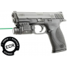 Viridian Green Lasers X5L Generation II Green Laser Gun Sight w/ TacLoc Holster