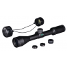 Weaver Kaspa Rimfire Scope 3-9x40mm Dual-X Reticle Matte Black With Turret Dials 849851