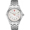 Wenger Standard Issue XL Watch - Men's Stainless Steel Water Resistant Swiss Army Watch