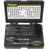 Wheeler 72-piece Gunsmithing Screwdriver Kit 776737