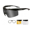 Wiley X WX Talon Sunglasses With Interchangeable Lens