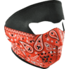 Zan Headgear Neoprene Face Mask, Paisley